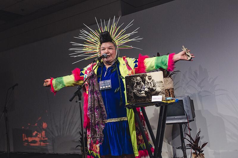 Honolulu Biennial artist
