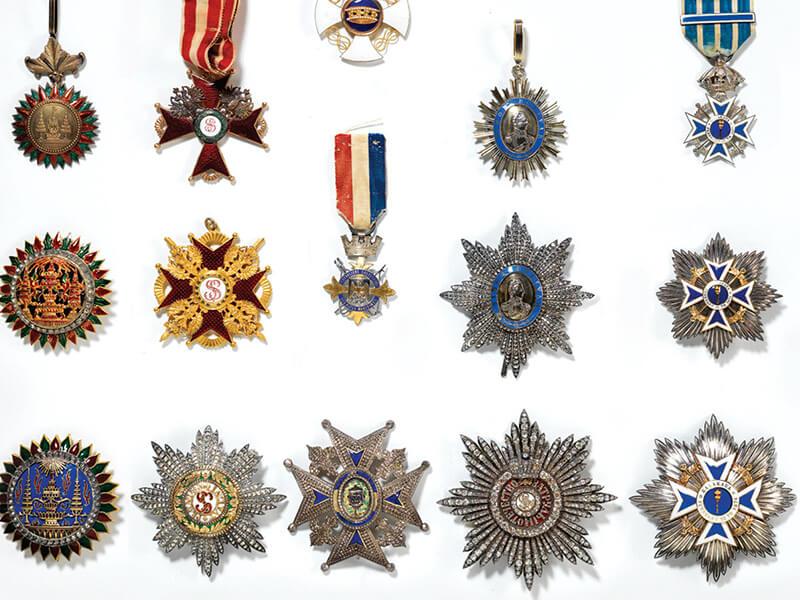 Royal Orders Kalakaua
